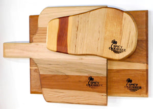 Spicy Caribbee Customized Cutting Boards