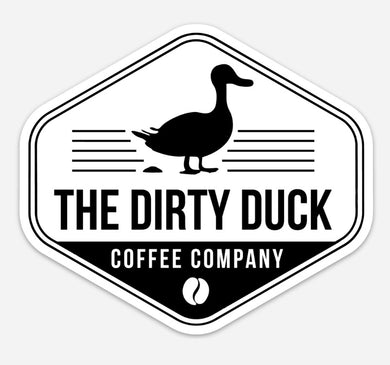 Decal- Dirty Duck Coffee