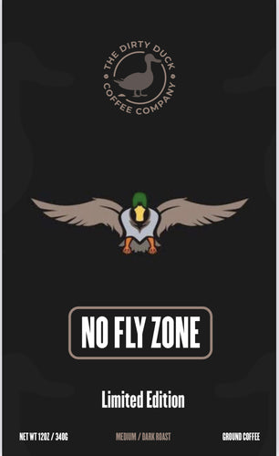 No Fly Zone Limited Edition Ground Coffee