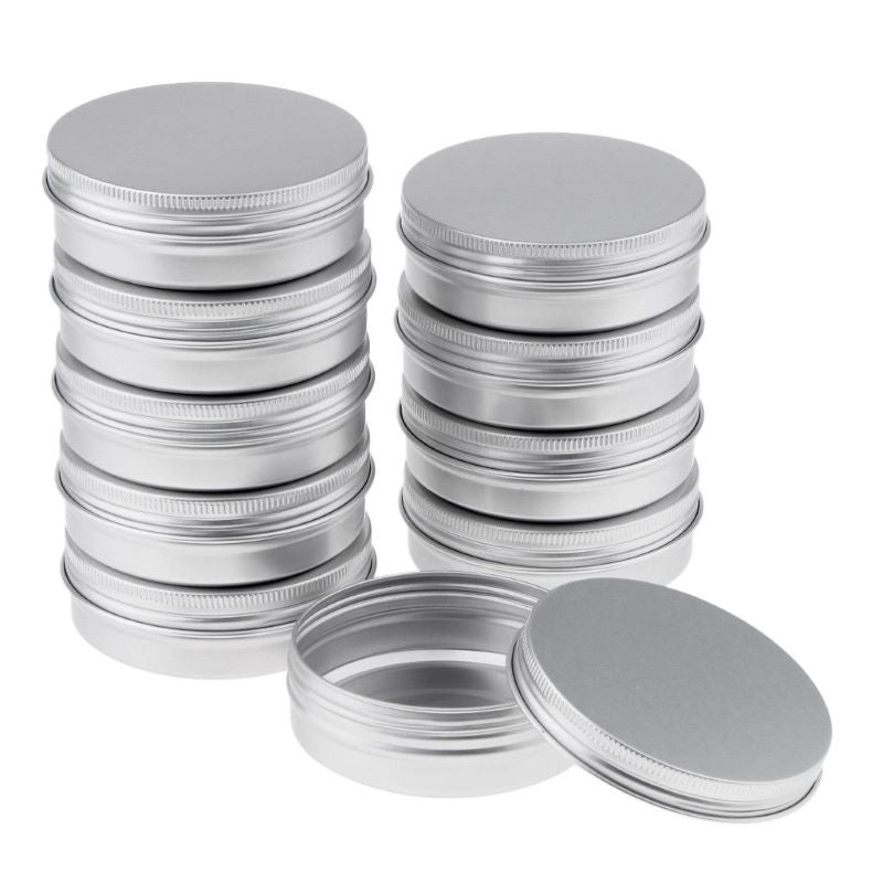 Packaging - aluminium tins