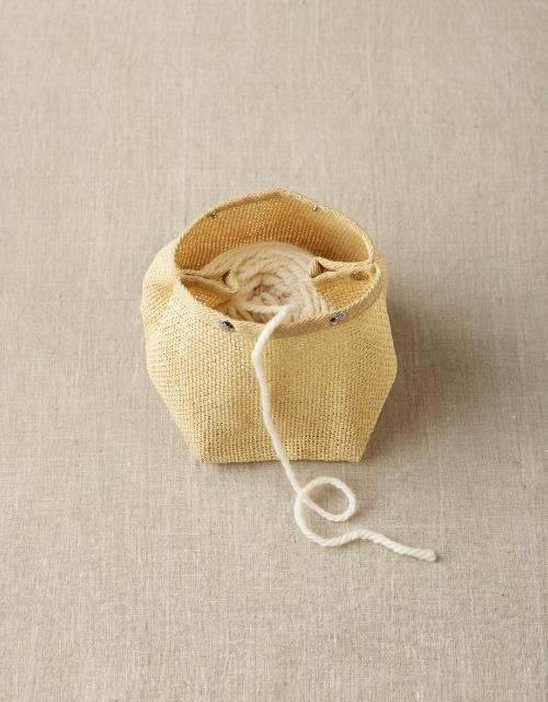 Cocoknits Natural Mesh Bag - The Needle Store