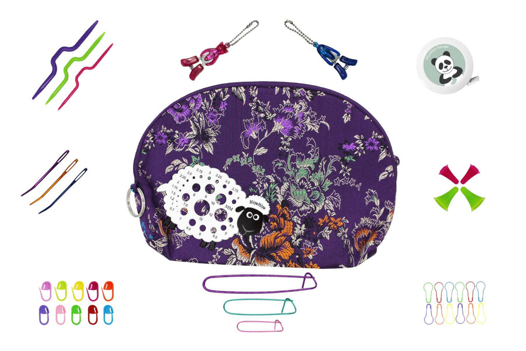 HiyaHiya Accessory Set A with Accessory Case - The Needle Store