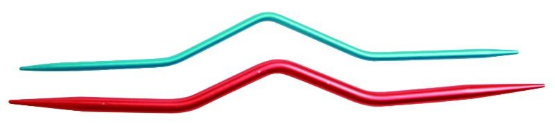 KnitPro Aluminium Cable Needles - Small - The Needle Store