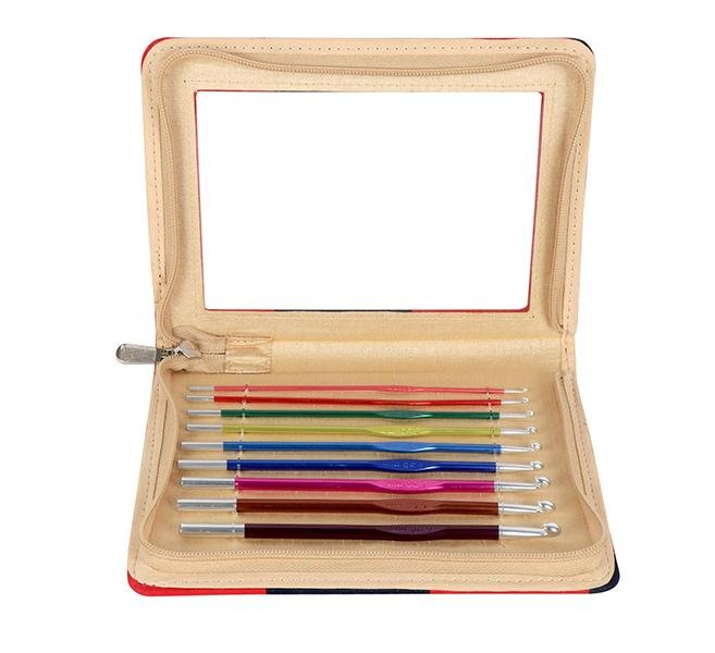 KnitPro Zing Crochet Hook Set - The Needle Store