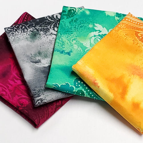 Benartex Dreamscape Fat Quarter Bundle (Double)