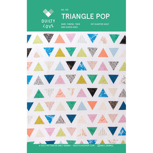 Quilty Love Triangle Pop