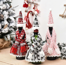 Load image into Gallery viewer, Christmas Decoration For Wine Bottle
