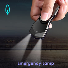 Load image into Gallery viewer, Fidget Spinner Windproof Lighter With FlashLight