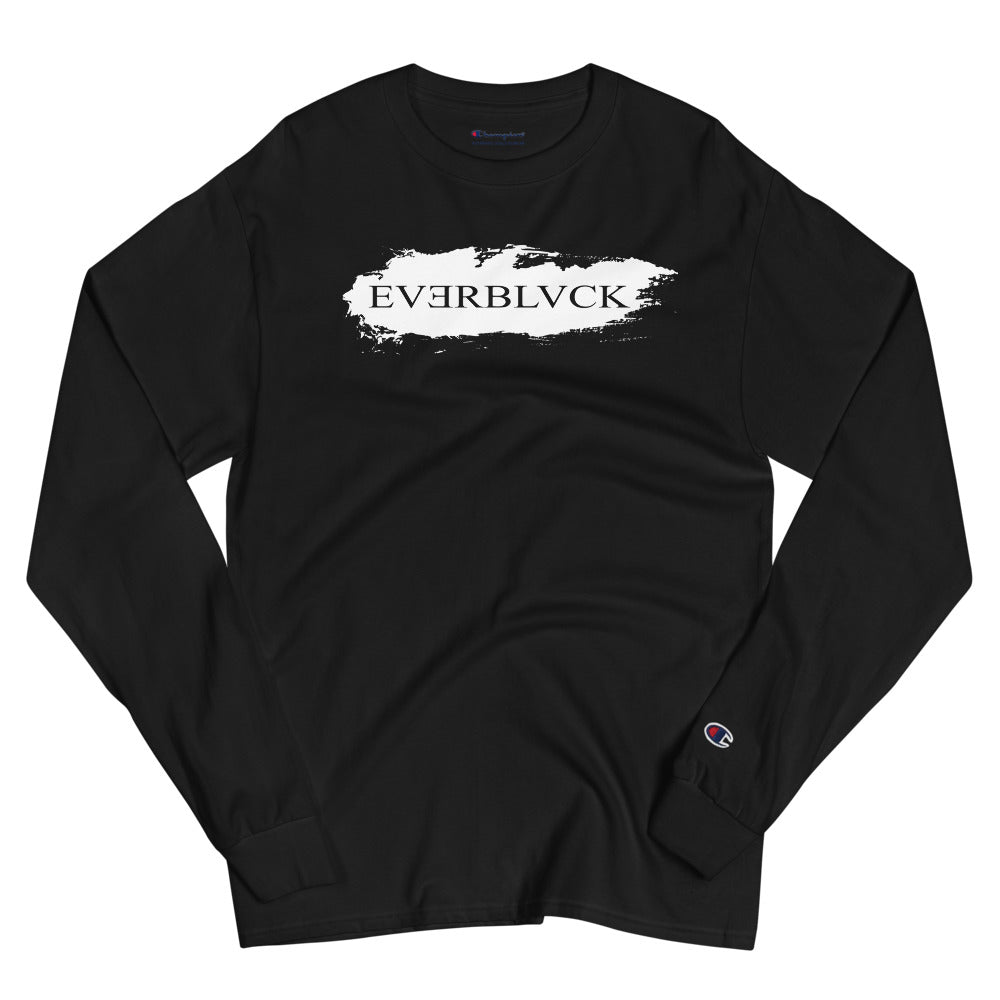 EVERBLVCK Men's Champion Long Sleeve Shirt