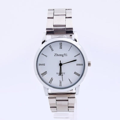 Lovers Couple Stainless Steel Watches