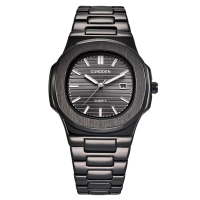 Casual Stainless Steel Sport Watch