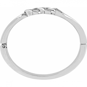 JF0720 Interlok Hinged Bangle