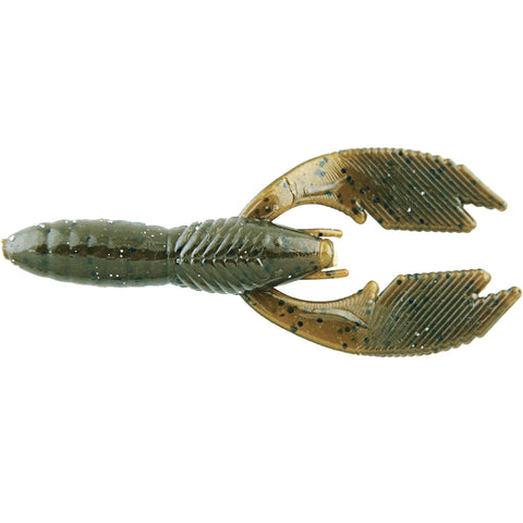 "3.75"" Swimming Craw Green Pumpkin"