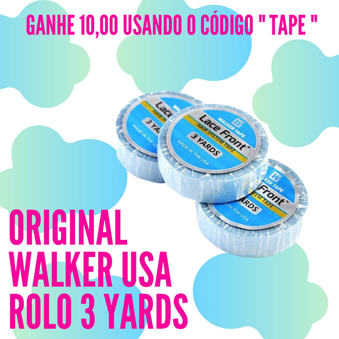 Fita Adesiva Walker Tape 3 Yards