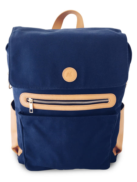 Hilo Backpack-Marino