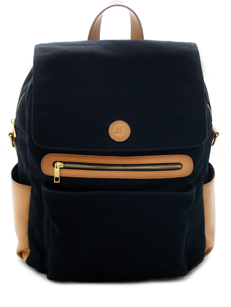 Hilo Backpack-Negro
