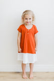 Mini Hilo Dress-Tierra