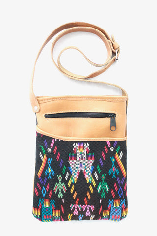 Small Messenger Bag- Izabal