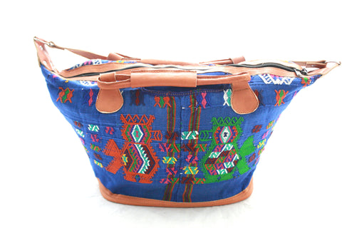 Medium Huipil Bag-Chajul