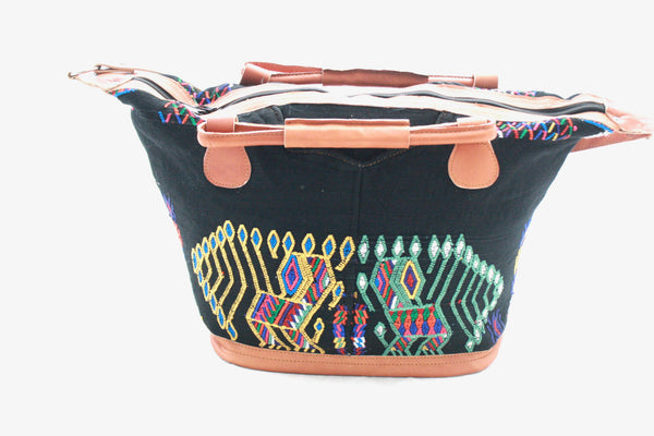 Medium Huipil Bag-Palopo
