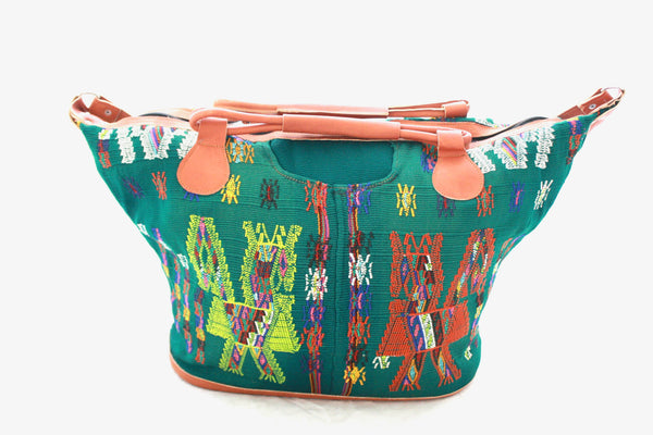 Large Huipil Bag-Atitlan