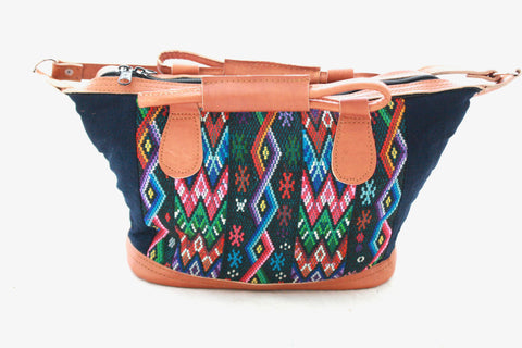 Small Huipil Bag-Itziar