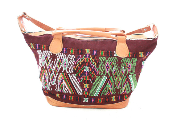 Medium Huipil Bag-Quichel