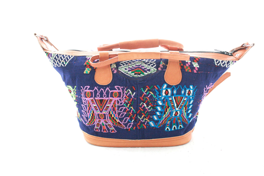 Medium Huipil Bag-Papalha