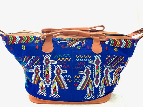 Large Huipil Bag-Salama