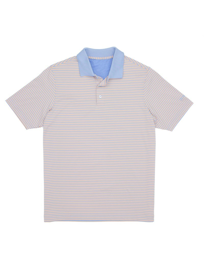 Properly Tied Mens Dallas Polo Melon