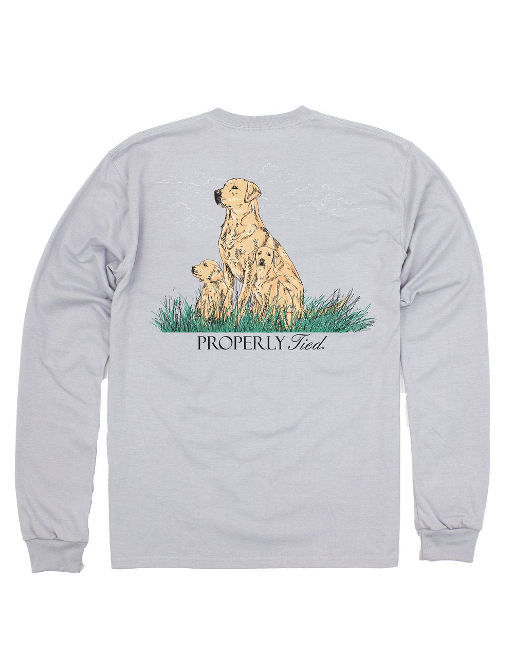 DOG DAYS LONGSLEEVE T-SHIRT