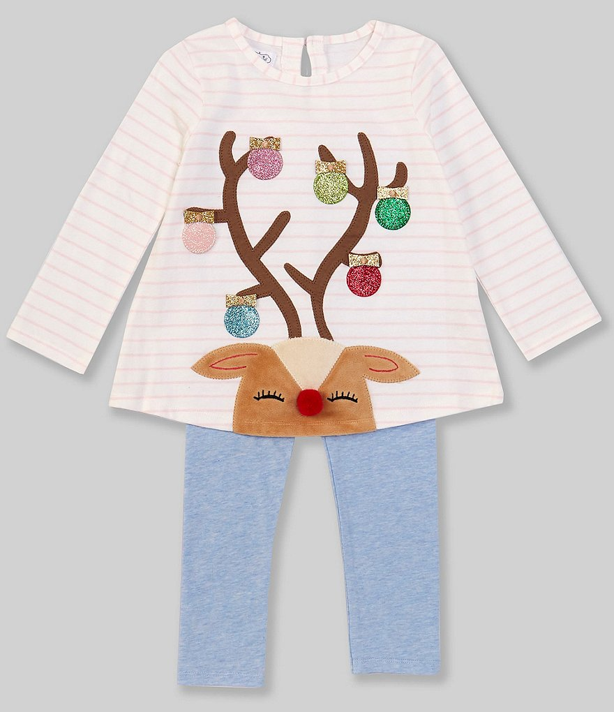 Reindeer Tunic Set