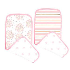 Muslin Baby Burpies Cloth (2 pack)