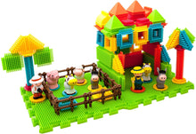 Load image into Gallery viewer, 100 piece Farm Theme Building Set