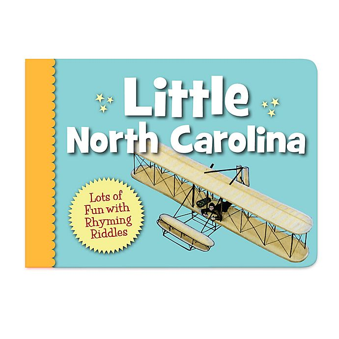 Little North Carolina Book