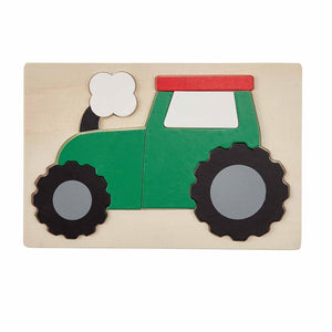 Tractor Puzzle