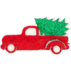 WEE ONES CHRISTMAS TREE TRUCK CLIP