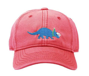 Triceratops on Weather Red