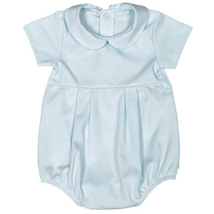 Baby Bliss Blue Pima Bubble