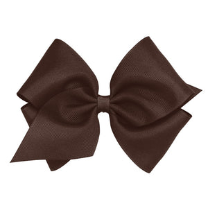 WEE ONES BOW - BROWN