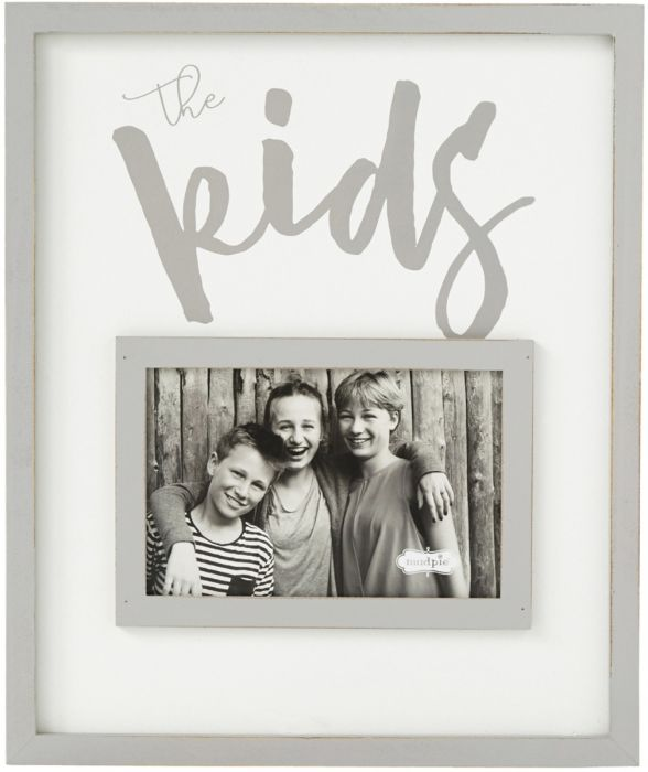 Mudpie Kids picture frame
