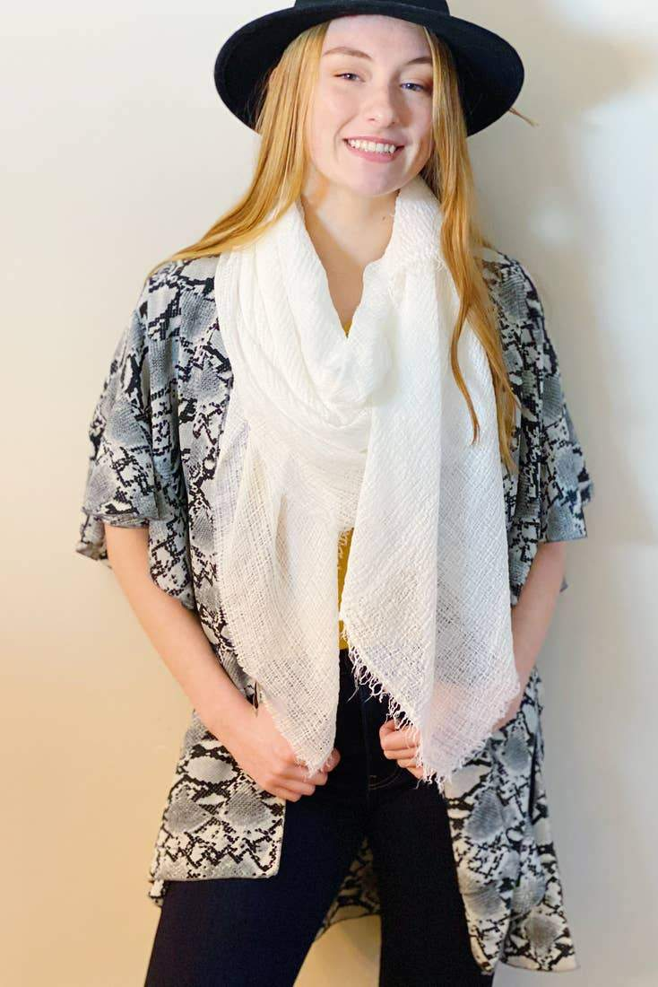 Ellison & Young | Spring Breeze Scarf