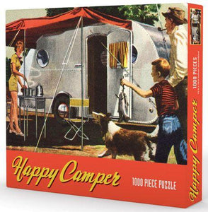 Happy Camper Puzzle