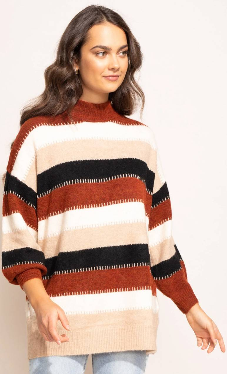 Pink Martini | Madison Sweater