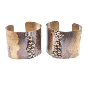 Union Studio Metals | Continental Divide Cuff