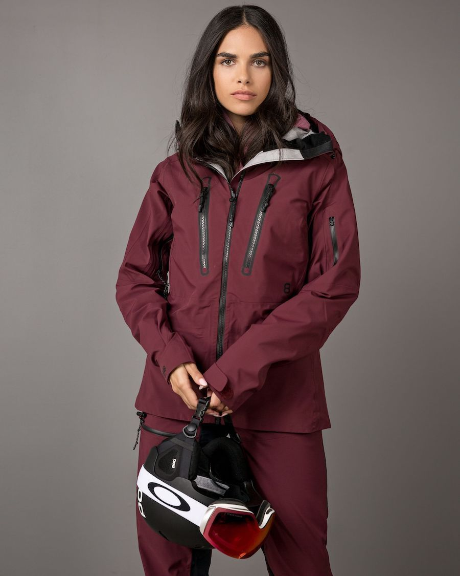 Pow Ski Jacket for Women