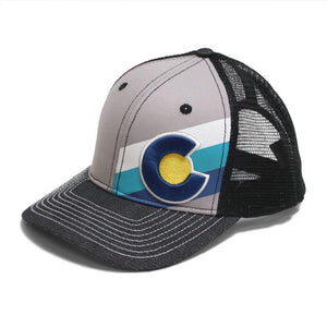 YoColorado | Colorado Incline Trucker Hat
