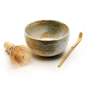 Matcha Set - Bowl, whisk, scoop