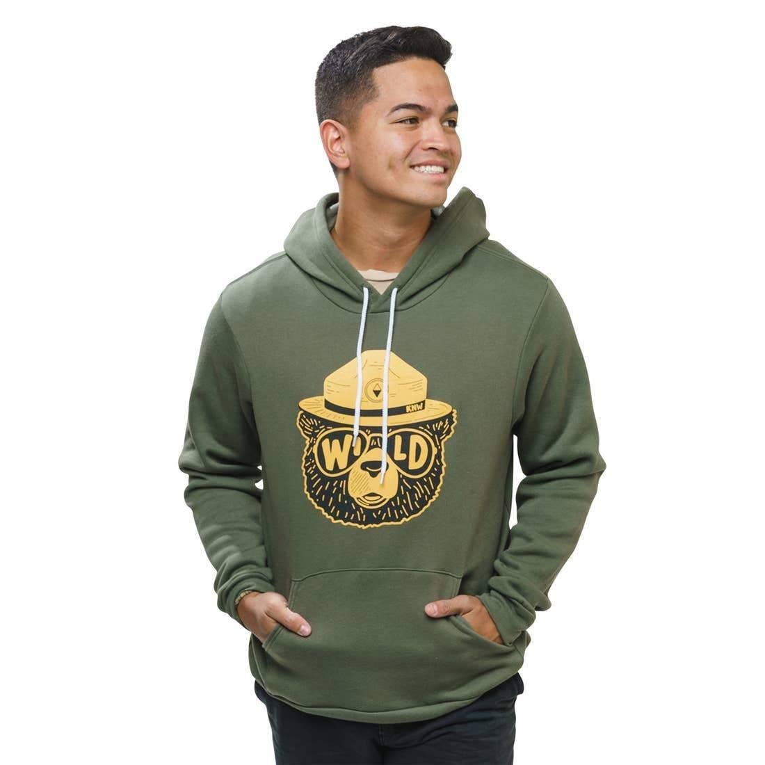 Keep Nature Wild | Wild Bear Hoodie