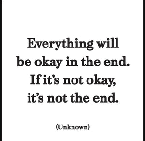 Quotable | The End